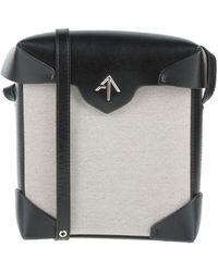 MANU Atelier Cross-body Bag - Natural
