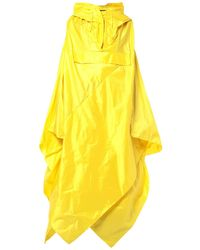 DSquared² Capes & Ponchos - Yellow