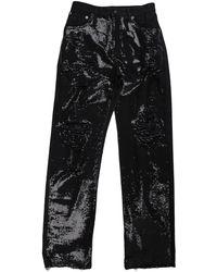 R13 Denim Skirt - Black