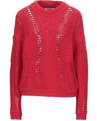 Ba&sh Pullover - Rouge