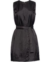 Rick Owens Short Dress - Black
