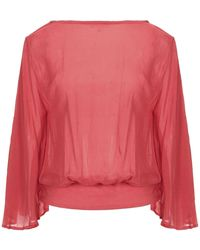 INTROPIA Blouse - Red
