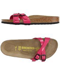 Birkenstock Sandale - Mehrfarbig