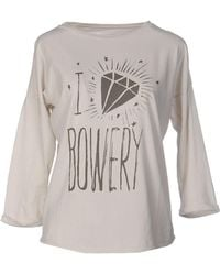 Bowery Supply Co. | T-shirt | Lyst