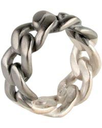 Maison Margiela Ring - Mettallic