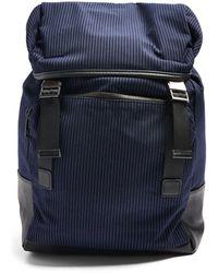 TOPMAN Backpacks & Fanny Packs - Blue