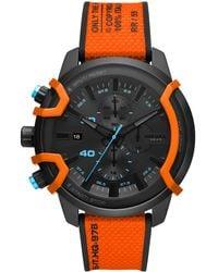 DIESEL Armbanduhr - Orange