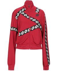 Damir Doma X Lotto Sweatshirt - Rot