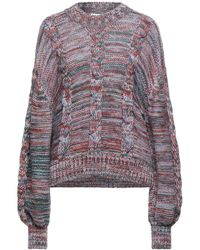Stine Goya Sweater - Purple