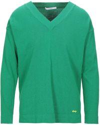 Takeshy Kurosawa Pullover - Verde