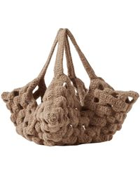 Lauren Manoogian Handbag - Natural