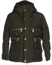 DSquared² Down Jacket - Green