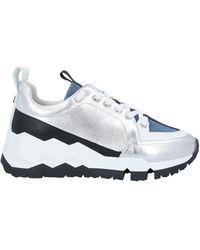 Pierre Hardy Sneakers - Métallisé