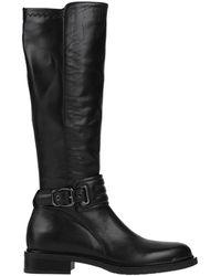 Laura Bellariva Knee Boots - Black
