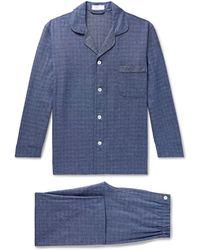 Emma Willis Pyjama - Blau