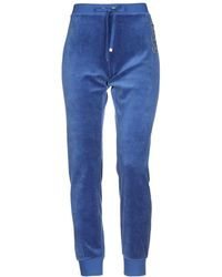 Juicy Couture Casual Trousers - Blue