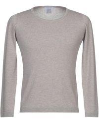 Gran Sasso Sweater - Gray