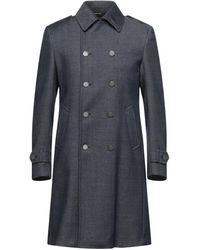 Tonello Coat - Blue