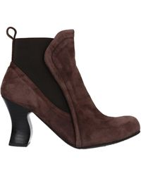 Audley Ankle Boots - Brown