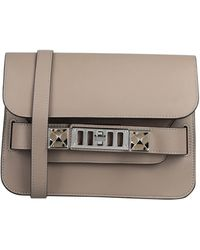 Proenza Schouler Cross-body Bag - Grey
