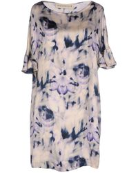 Shirtaporter | Short Dress | Lyst