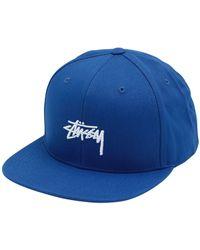 Stussy Cappello - Blu
