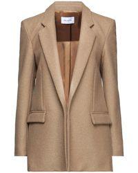 Aglini Suit Jacket - Natural