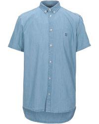 Les Deux Chemise en jean - Bleu