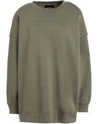 Pieces Sweatshirt - Green