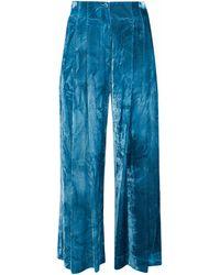 Raquel Allegra Pantalon - Bleu