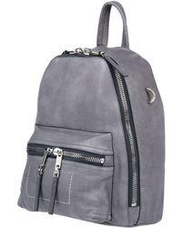 Rick Owens Backpacks & Fanny Packs - Gray