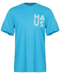 Haus By Golden Goose Deluxe Brand T-shirts - Blau