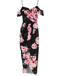 No Secrets Knee-length Dress - Black
