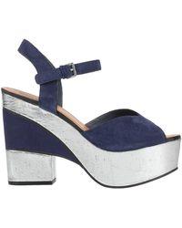 Elvio Zanon Sandals - Blue
