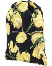 Dolce & Gabbana Backpacks & Fanny Packs - Black