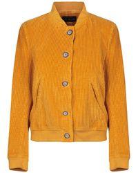 IANUX #THINKCOLORED Jacket - Orange