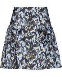 Dior Midi Skirt - Multicolor