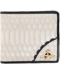 Vivienne Westwood Brieftasche - Weiß