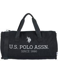 U.S. POLO ASSN. Borsone - Nero