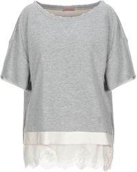 DV ROMA Sweatshirt - Gray