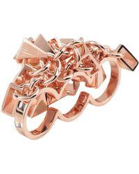 Roberto Cavalli Ring - Pink