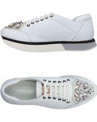 Eddy Daniele Low-tops & Sneakers - White