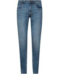 Hackett Pantalon en jean - Bleu