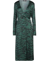 ANDAMANE 3/4 Length Dress - Green