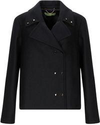 Versace Jeans Coat - Black