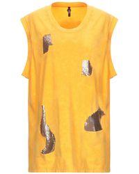 Versus T-shirt - Orange