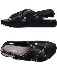 Premiata Sandals - Black