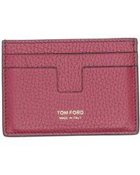 Tom Ford Portadocumentos - Rosa