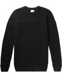 S.N.S. Herning Pullover - Nero