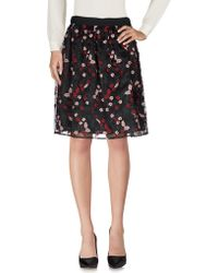 Space Style Concept - Knee Length Skirt - Lyst